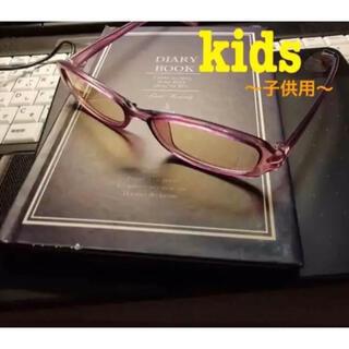 ギャップキッズ(GAP Kids)の子供用ブルーライトカットメガネ(その他)