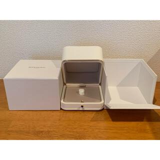 ブシュロン(BOUCHERON)のブシュロン リングケース boucheron ジュエリーボックス 箱(ショップ袋)