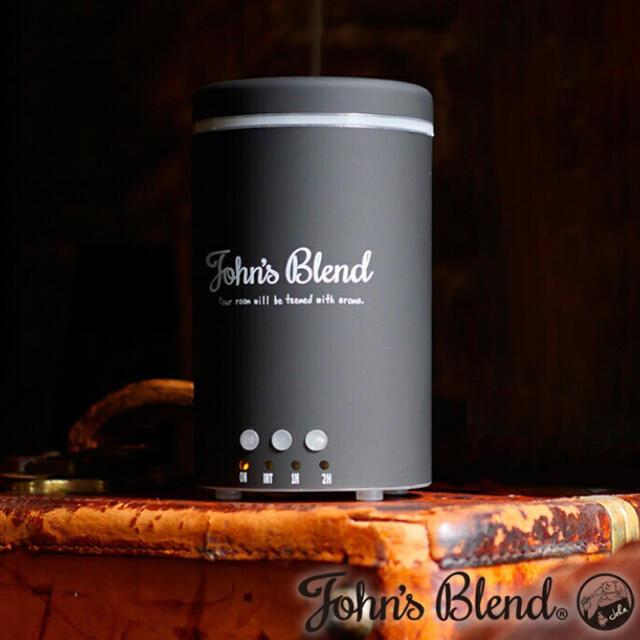 John's Blend アロマディフューザー アダプタ付き コスメ/美容のリラクゼーション(アロマディフューザー)の商品写真
