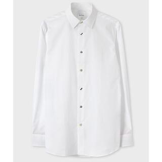 ポールスミス(Paul Smith)のPaul Smith (MIBコラボ)チャームボタン ドレスシャツ(シャツ)