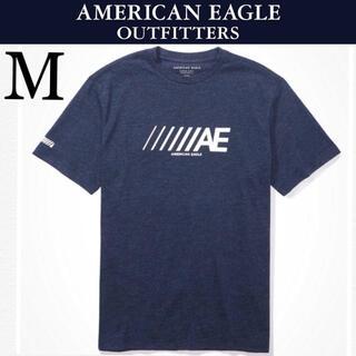 アメリカンイーグル(American Eagle)の新品タグ付き☆アメリカンイーグル半袖TシャツMアバクロンビー&フィッチホリスター(Tシャツ/カットソー(半袖/袖なし))