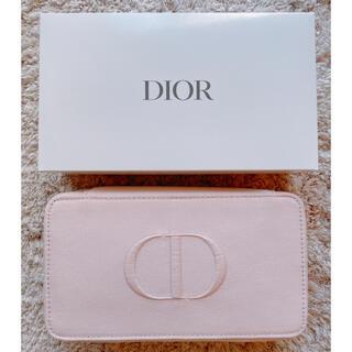 Dior - ディオール ノベルティ  ポーチ ♡ 非売品 限定 メイクボックス 送料込み