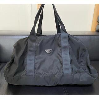 PRADA - PRADA ボストンバッグ プラダ 大きめ 大容量 旅行バッグ