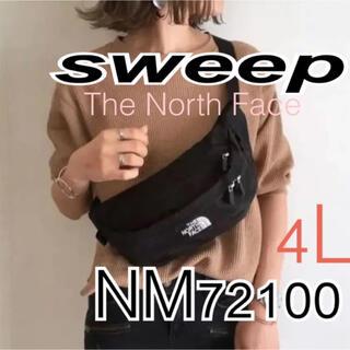 THE NORTH FACE - ブラック★ノースフェイス ★スウィープ ウエストポーチ ウエストバッグ