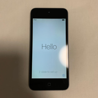 iPod touch - iPod touch (第5世代) 64GB Gray ME979J/A