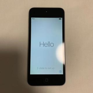 アイポッドタッチ(iPod touch)のiPod touch (第5世代) 64GB Gray ME979J/A(ポータブルプレーヤー)