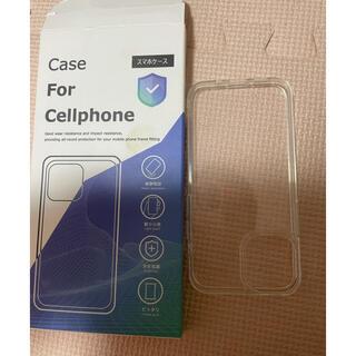 iPhone12mini クリアケース(iPhoneケース)