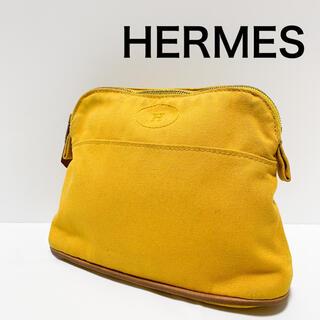 Hermes - HERMES ボリードポーチ
