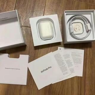 Apple - Apple AirPods Pro(エアポッド) MWP22J/AAp