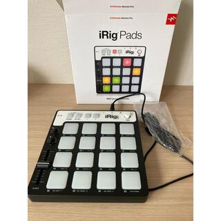 i rig pads(MIDIコントローラー)