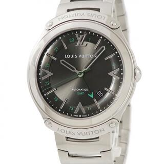 ルイヴィトン(LOUIS VUITTON)のルイヴィトン  フィフティーファイブ GMT Q6D30 自動巻き メン(腕時計(アナログ))