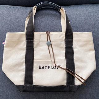 ベイフロー(BAYFLOW)のBAYFLOW トートバッグ M size(トートバッグ)
