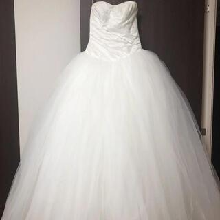 ヴェラウォン(Vera Wang)の値下!white by verawang バレリーナ(ウェディングドレス)
