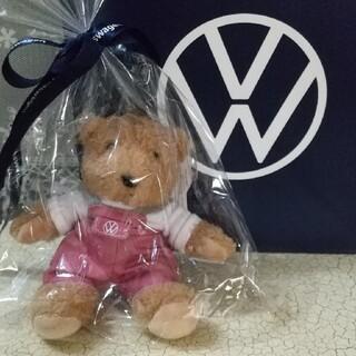 フォルクスワーゲン(Volkswagen)の新品☆未開封 フォルクスワーゲン マイスターベアー♪ぬいぐるみ(ぬいぐるみ)