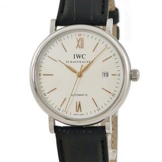 インターナショナルウォッチカンパニー(IWC)のIWC  ポートフィノ IW356517 自動巻き メンズ 腕時計(腕時計(アナログ))