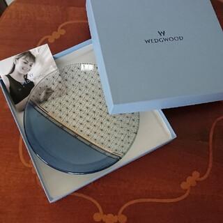 WEDGWOOD - 【新品】★ウェッジウッド★サムライ  ガラスプレート