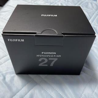 富士フイルム - XF 27mm f2.8 R XR