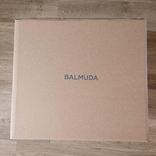 BALMUDA(バルミューダ)の【新品未使用】BALMUDA GreenFan Cirq サーキュレーター スマホ/家電/カメラの冷暖房/空調(サーキュレーター)の商品写真
