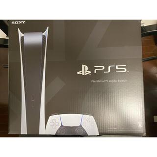 PlayStation - 【最新版】軽量版CFI-1100 PS5デジタルエディション