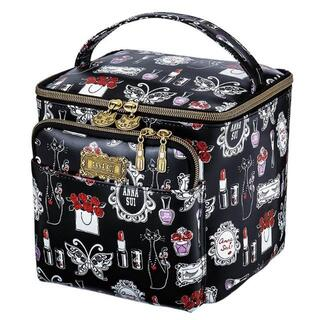 ANNA SUI - ANNA SUI アナ スイ バニティ ポーチ 付録 宝島社 ローソン限定