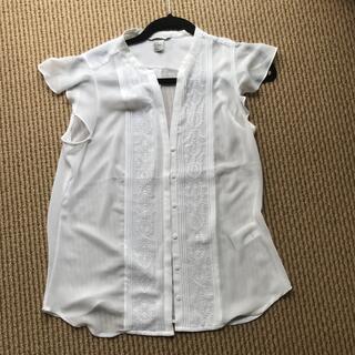 エイチアンドエム(H&M)のブラウス H&M (シャツ/ブラウス(半袖/袖なし))
