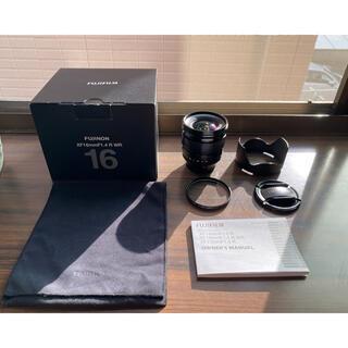 富士フイルム - Fujifilm Fujinon XF16mm F1.4 WR