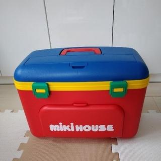 mikihouse - 未使用 ミキハウス 非売品クーラーボックス