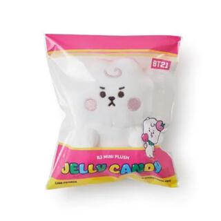 防弾少年団(BTS) - BT21 jelly candy baby  ミニぬいぐるみ RJ  JIN