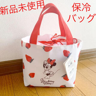 Disney - 新品未使用 ディズニー ミニーちゃん 保冷バッグ