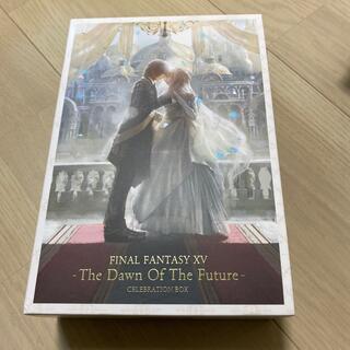 スクウェアエニックス(SQUARE ENIX)のe-STORE限定 小説 FINAL FANTASY XV The Dawn(ゲーム音楽)
