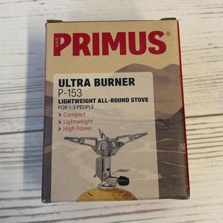 PRIMUS - PRIMUS プリムス P-153 ウルトラバーナー 新品未使用