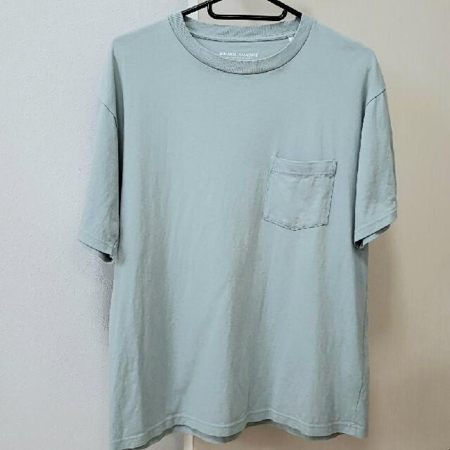 JOURNAL STANDARD(ジャーナルスタンダード)のジャーナルスタンダード 汗染み防止Tシャツ 半袖 クルーネック メンズのトップス(Tシャツ/カットソー(半袖/袖なし))の商品写真
