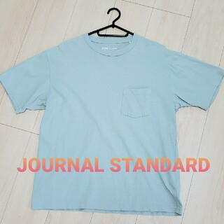JOURNAL STANDARD - ジャーナルスタンダード 汗染み防止Tシャツ 半袖 クルーネック