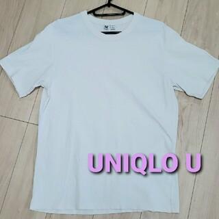 UNIQLO - UNIQLO ユニクロユー クルーネックTシャツ