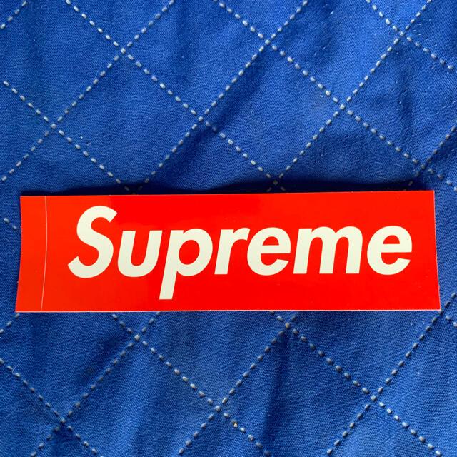Supreme(シュプリーム)の1枚 Supreme ステッカー シュプリーム ボックスロゴ メンズのファッション小物(その他)の商品写真