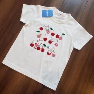 familiar - ファミリア おはなしTシャツ 120 新品未使用