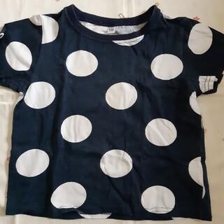 西松屋 - ドットTシャツ