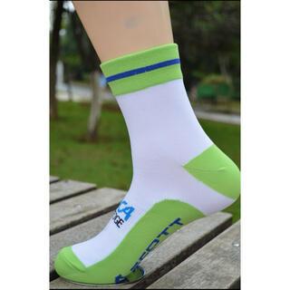 スコット(SCOTT)のスコートscott サイクルソックス 靴下 新品(ウエア)