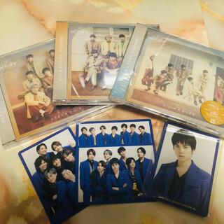 ジャニーズウエスト(ジャニーズWEST)のジャニーズWEST でっかい愛 喜努愛楽 CD.DVD(ポップス/ロック(邦楽))