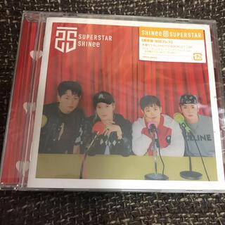 シャイニー(SHINee)のSHINee SUPERSTAR 通常盤・初回プレス CDのみ アルバム(K-POP/アジア)
