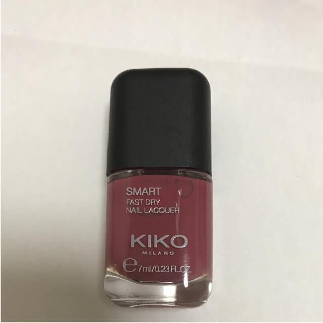 Dior(ディオール)のKIKOMIRANO 安室奈美恵さんカラー ローズピンクマット マニキュア コスメ/美容のネイル(マニキュア)の商品写真
