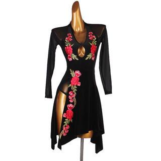 社交ダンス衣装 ダンスドレス ダンスウェア 衣装