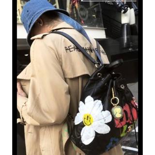 PEACEMINUSONE - ジヨン着用 peaceminusone デニムバケットハット