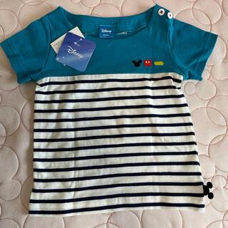 Disney - ミッキー Tシャツ 新品 未使用 100