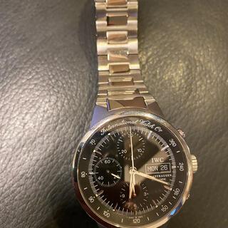 インターナショナルウォッチカンパニー(IWC)のシャウフハウゼン GST クロノグラフ デイデイト 自動巻(腕時計(アナログ))