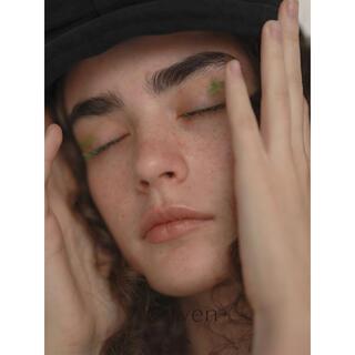 mystic - uneven アニヴェン カラーリングマスカラ ブライトグリーン