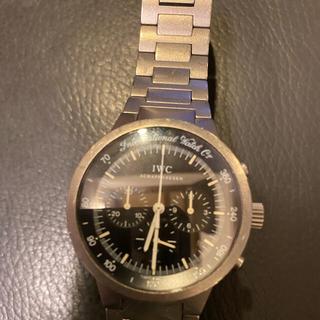インターナショナルウォッチカンパニー(IWC)のポルトフィーノ、クロノグラフ、チタン。(腕時計(アナログ))