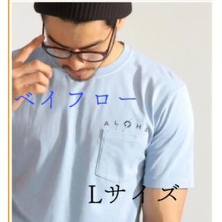 BAYFLOW - BAYFLOW ライトニングボルト コラボテイシャツ 夏服 メンズテイシャツ L