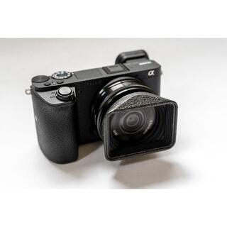 SONY - SONY ソニー アルファ α6500 E 20mm F2.8 ブラックミスト