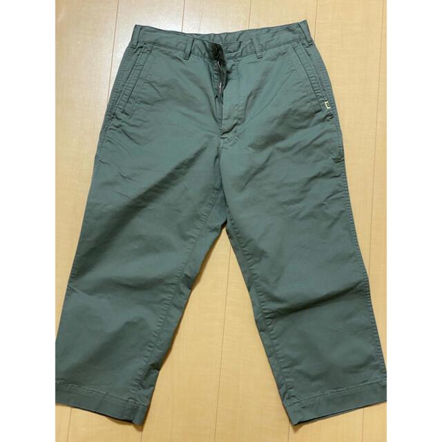 BEAMS(ビームス)のBEAMS SSZ CHINO PANTS クロップドパンツ メンズのパンツ(チノパン)の商品写真